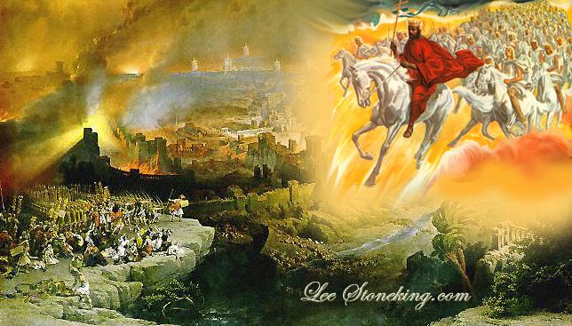 آخر الزمان و آرماگدون در یهودیت و مسیحیت