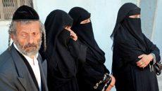 حجاب در یهودیت