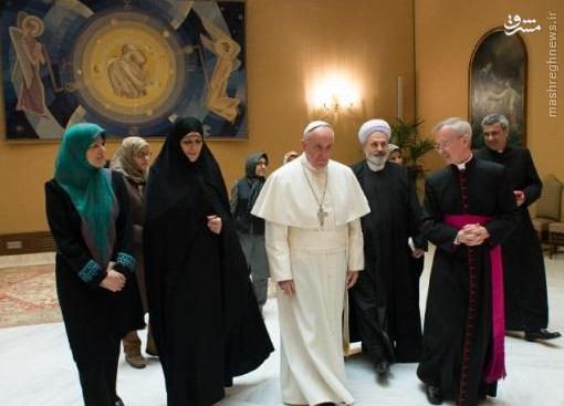 شورای پاپی صلح و عدالت، پاپ فرانسیس